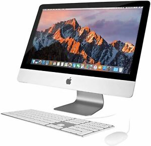 Apple iMac 21.5in 2.7GHz Core i5 (ME086LL/A) All In One Desktop, 8GB Memory, 1TB