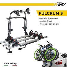 PORTABICI auto POSTERIORE FULCRUM 3 MWAY LEXUS CT HYBRID ANNO 11>
