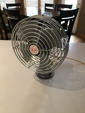 New ListingVintage Chicago Car Truck Hot Rat Rod 6 12 Volt Dash Fan Chevy Ford Dodge Buick