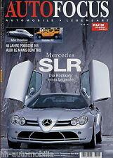 Auto Focus 6 03 2003 Rover 75 Tourer Hummer H2 Porsche 911 Ruf Adler SLR Escada