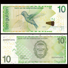 Netherlands Antilles 10 Gulden, 2014-2016, P-28, UNC