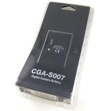 CGA-S007E for Panasonic DMC TZ1 TZ2 TZ3 TZ4 TZ5 TZ50 TZ15 Batteries bateria