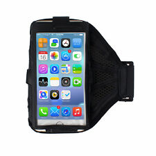 Mobile Arm Band Bag For Sporting Bicycling Running Or Climbing Double pockets