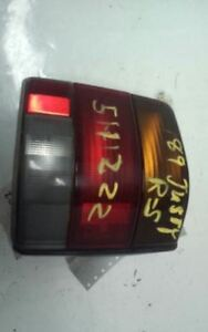 Passenger Right Tail Light Canada Fits 89-95 JUSTY 103775