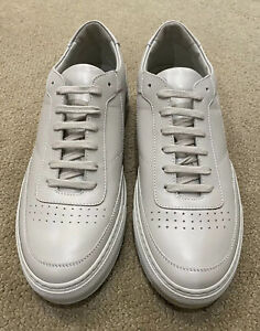 NIB Common Projects Resort Classic Leather Sneakers | Carta, EU 41