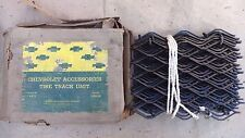 NOS 1937 1948 Chevy TIRE TRACK UNIT Original Chevrolet Accessory master deluxe