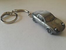 Mazda MX5 with hard top and raised head lamps 3D snake keyring FULL CAR ref124
