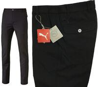 Puma Tailored Elevation Golf Trousers  - Black RRP£70 - W28 - W40 - L32 - L34