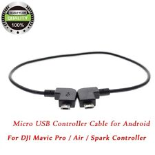 Android USB cable Transfer data between Phone& DJI Spark MAVIC PRO RC Controller