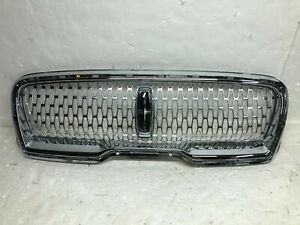 2019 2020 Lincoln Nautilus Front Upper Grille Grill OEM