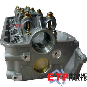 Cylinder Head for Holden 4ZE1-LATE Kidney Shaped Chamber