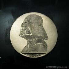 More details for iwe robo hobo 'vader' georgian penny. one of only 10