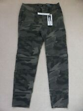 Ladies Camouflage Jeans by d.jeans  Size 6  BNWT
