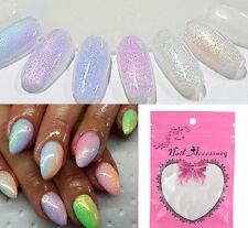 Mermaid Effect Glitter Nail Art Powder Dust Magic Glimmer Nail Art Accessories
