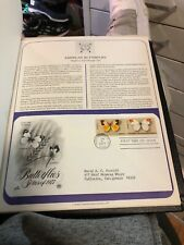 6 Postal Commemorative Society U.S. First Day Covers 1977 United States Stamp