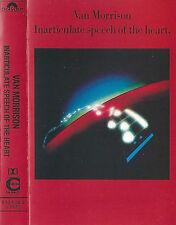 VAN MORRISON INARTICULATE SPEECH OF THE HEART CASSETTE ALBUM Folk Rock Soft Rock