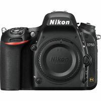 Nikon D750 Digital SLR Camera (Body Only)
