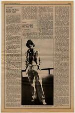 James Taylor Interview/article 1972 HJKL