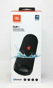 JBL FLIP 4 - Waterproof- Portable Bluetooth Speaker - Black