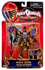 "Power Rangers Mystic Force 5"" Wolf King Megazord Figure Light-Up Feature (MOC)"