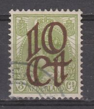 NVPH Netherlands Nederland nr. 117 used Opruimingsuitgifte 1923 Pays Bas