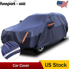 Universal Fit Suv Waterproof Car Cover All Weather Dust Rain Snow Proof 190l Fits Jeep