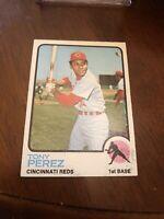 Tony Perez-  1973 Topps- #275