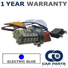 2x CANBUS BLU H7 60 LED SMD Fendinebbia LAMPADINE for VW PASSAT PORSCHE 911