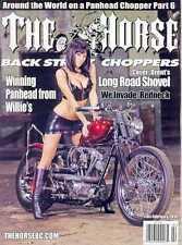 THE HORSE BACKSTREET CHOPPERS No.95 (New Copy) *Free Post To USA,Canada,EU