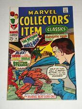 Marvel COLLECTORS' ITEM CLASSICS #16 Fantastic Four Doctor Strange Hulk