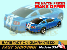 2010 2011 2012 Mustang Lemans GT V6 V8 OEM quality Racing Stripes & Decals Kit
