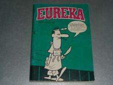 EUREKA N.1 - ED. CORNO 1982 + ALLEGATO