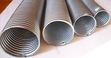 """20mm ID 24mm OD 3/4"""" Flexi Pipe Tube 400mm Exhaust Flexible Excellent Quality"""