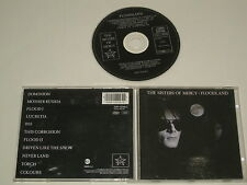 THE SISTERS OF MERCY/FLOODLAND(MISÉRICORDIEUX ÉDITION/2292-42246-2)CD ALBUM