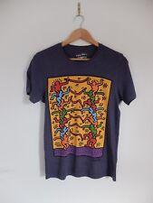 Keith Haring t-Shirt | Blue | S |