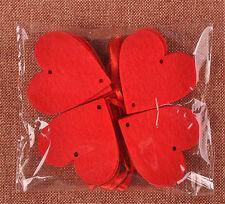 Non-woven Garland Love Heart Curtain Wedding Supplies Wedding Decoration Room ME