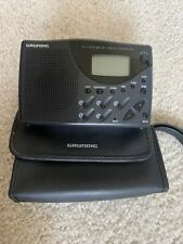 Used GRUNDIG TR2 Digital Radio/ Excellent Condition & Good Working
