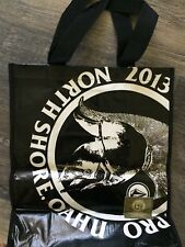 Volcom Pipe Pro All Day Tote Bag Built with Recycled Event Banners Lot of 3