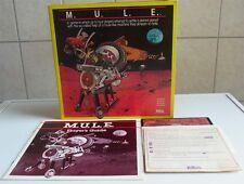 C64: m.u.s.a. L.E. - Electronic Arts 1983
