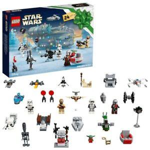 LEGO 75307 Star Wars Advent Calendar - Free P&P - Christmas 2021