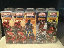 Marvel Heroclix AVENGERS Booster Brick (10ct)~WizKids~New~WZK3242~Still Sealed
