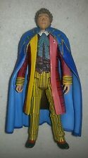 Doctor Who 5 inch Figure 6th Sixth Dr Colin Baker Revelation of the Daleks