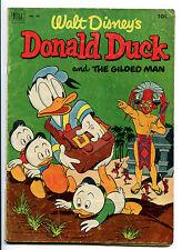 Walt Disney's Four Color #422 - Barks Art - 1952 (Grade 4.0)
