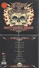 CD--MATT GONZO ROEHR--BLITZ & DONNER -DIGIPAK-