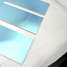 "New listing .25"" thick 1/4 Precision Cast Alum Plate 6.875"" x 27.875"" Long Qty 3 sku151382"
