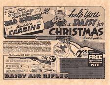 A Christmas Story > Daisy Red Ryder Carbine Magazine Ad > Print/Poster > Ralphie