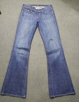 COH Citizens of Humanity Ingrid 002 Low Waist Flair Women's Jeans Size 26