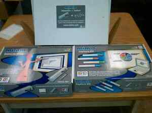 MIMIO Xi USB INTERACTIVE WHITEBOARD CAPTURE KIT VIRTUAL INK COMPLETE WORKING
