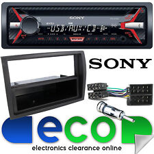 PEUGEOT BOXER SONY CDX-G1000U CD MP3 USB AUX-IN IPOD IPHONE AUTO RADIO STEREO KIT