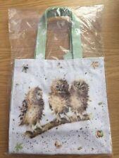 Wrendale Shopping Bag, Owl Design, Brand New